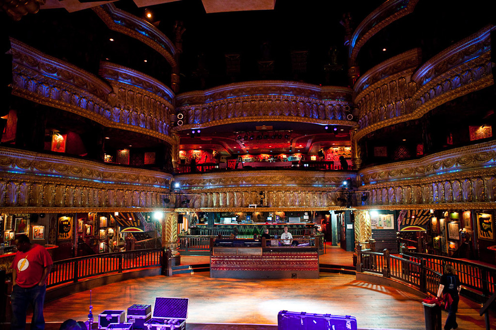 The House of Blues - Chicago, IL