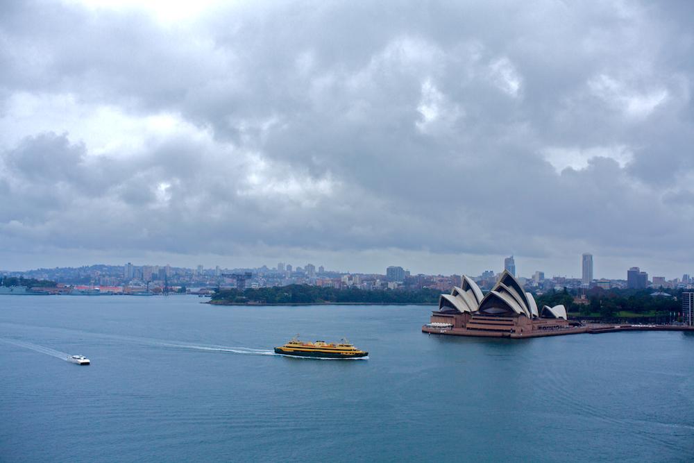 The Sydney Opera House - Sydney, Australia