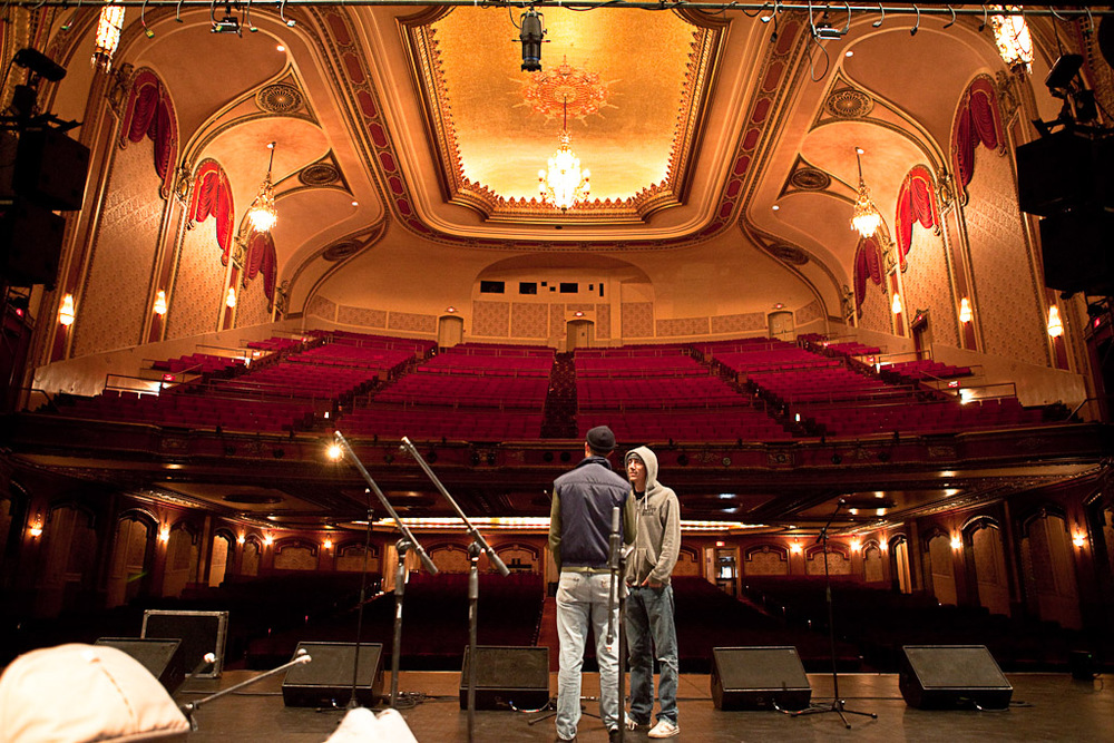 Riverside Theater - Milwaukee, WI
