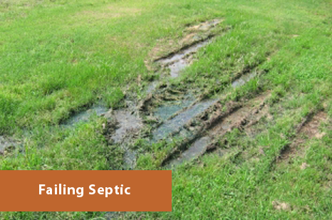 Georgia Failing Septic