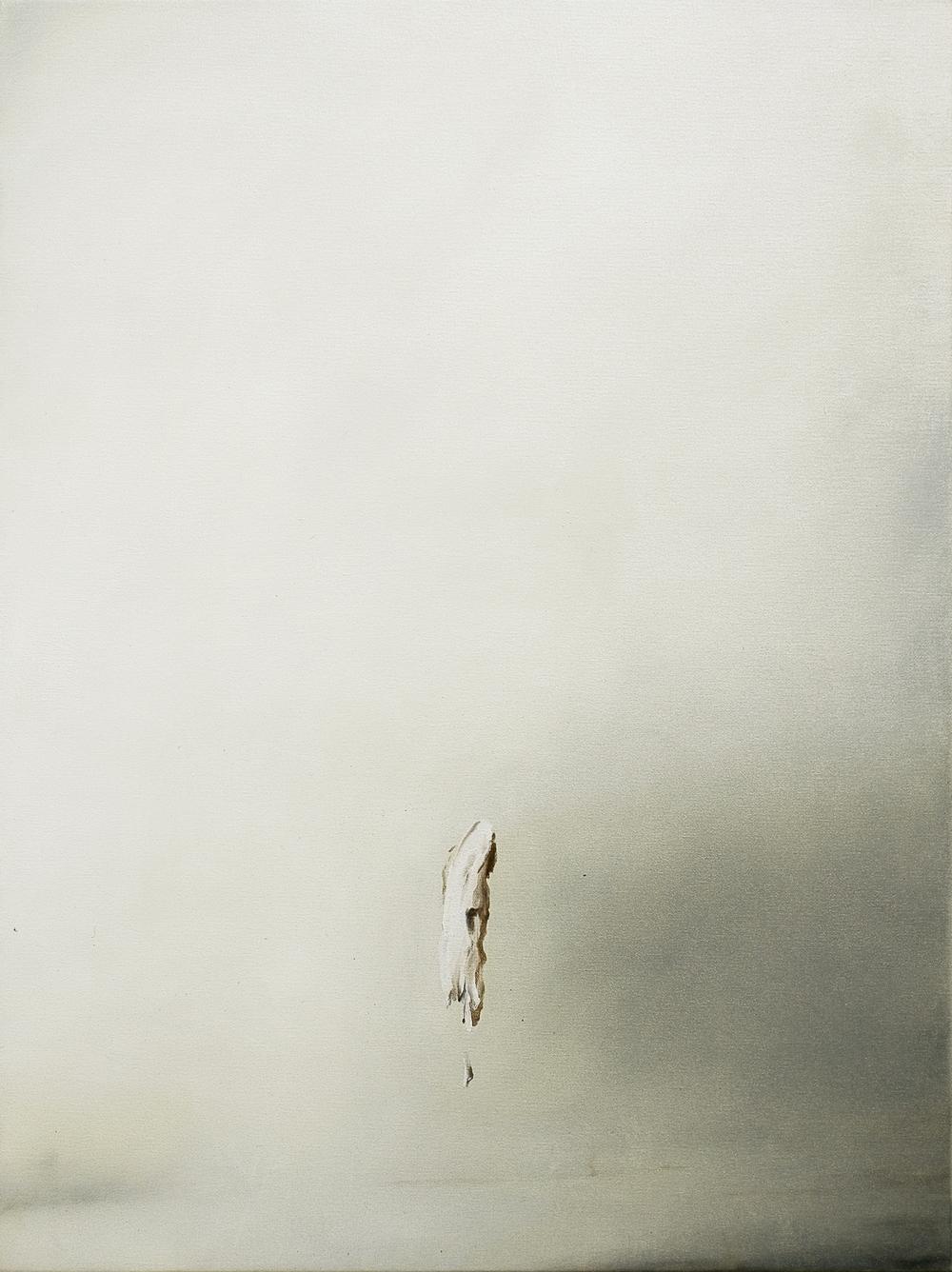 Thomas Riess, blur, 100x75cm, Öl auf Leinwand, 2015
