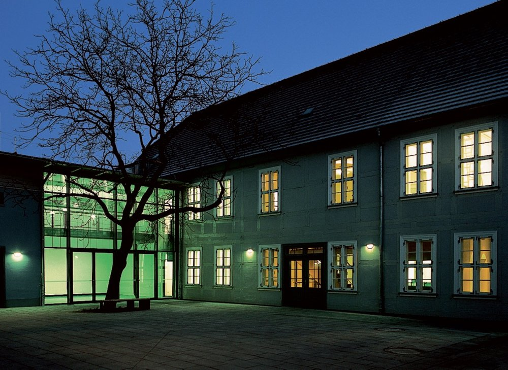Ansicht der Kunstsammlung Neubrandenburg