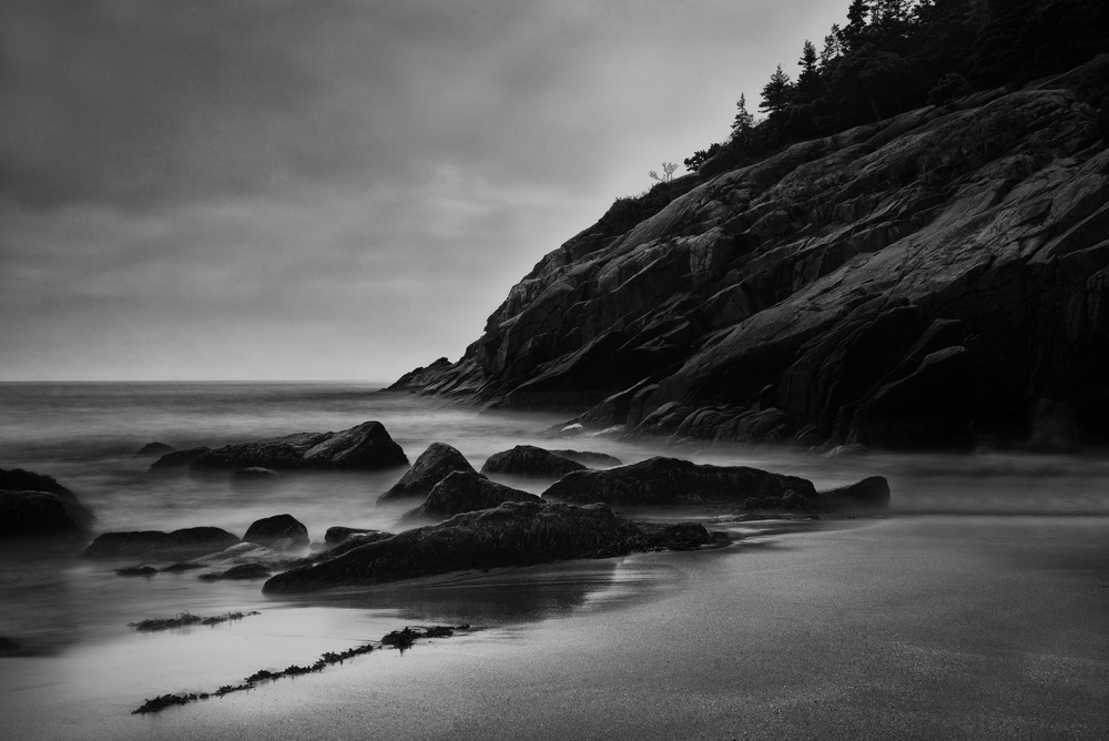 Sand Beach Long Exposure B&W.jpg