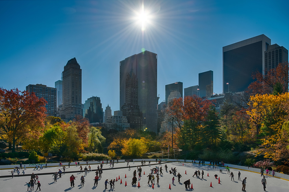 Central Park, Ice skating in Autumn (1 of 1).jpg