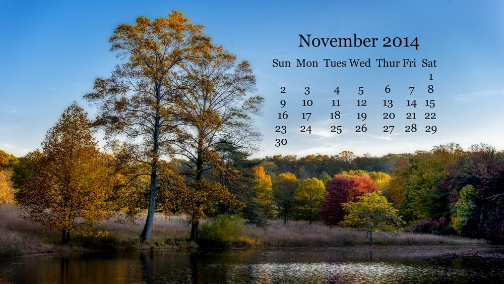 Downloadable version click here: November 2014 desktopNikon D4 Tamron 70-200mm f/2.8 @ f/5.6 ISO 500 1/500sec