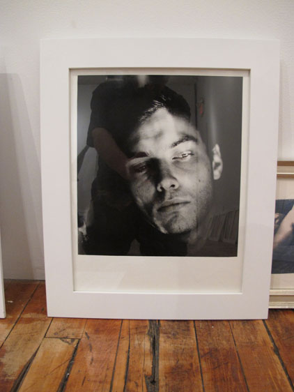 Phil Knott. Jude Law_ 11x14 inches archival silver gelatin print