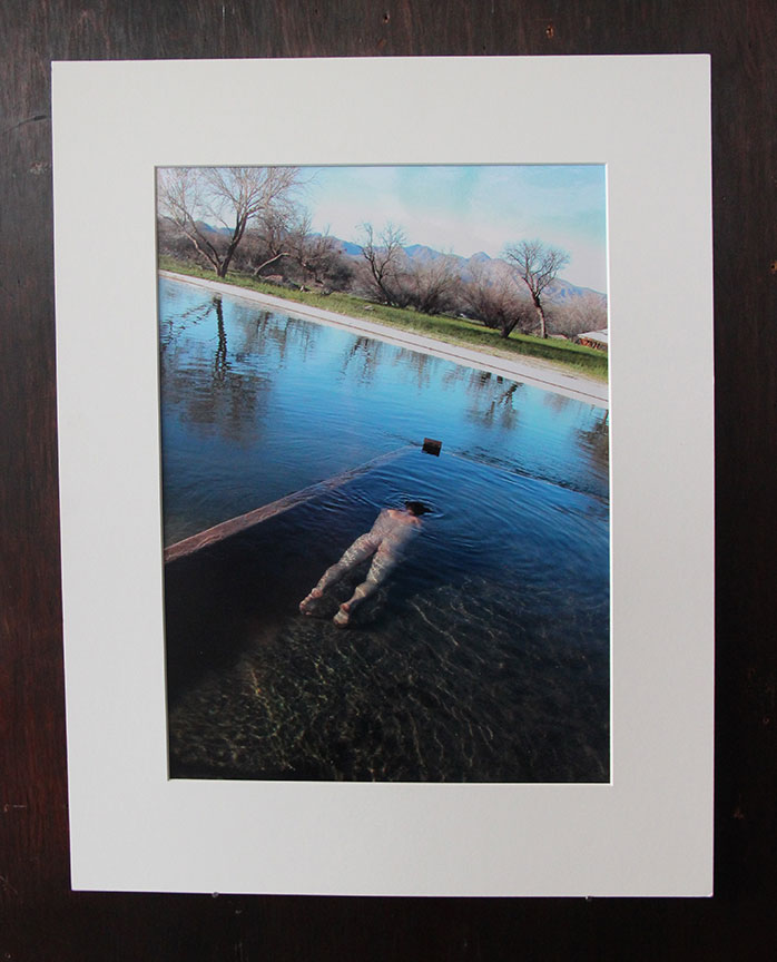 """Eden Springs"" by Rafael Fuchs Archival inkjet. 12x16"""" Edition 7/25 . Price: $1,200. SALE: over"