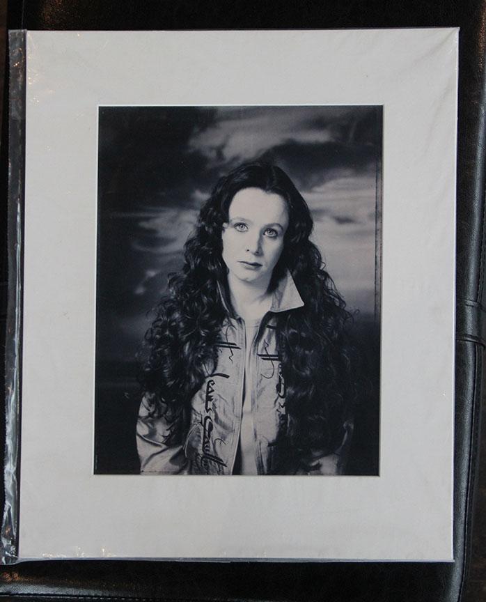 """Emily Watson"" by Rafael Fuchs. C-Print. 11x14"" Edition: 1/3 Price: $800. SALE: $400"