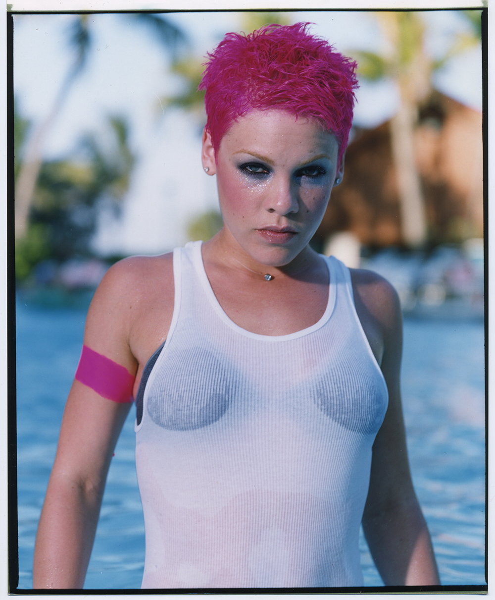 "Pink. 8x10"" C-Prints. Limited edition.  Inquire"