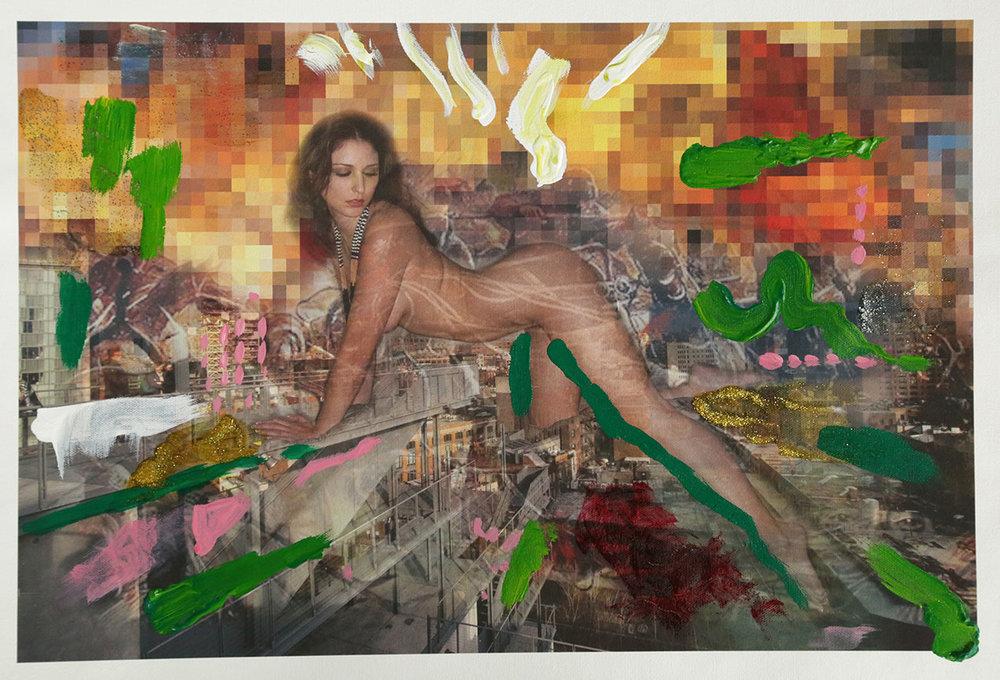 """""""Bat Sheva #2 (The Whitney)""""_sold"""