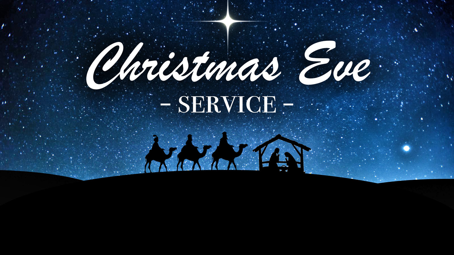 Christmas Eve Services.Christmas Eve Service New Fairview Church Of The Brethren