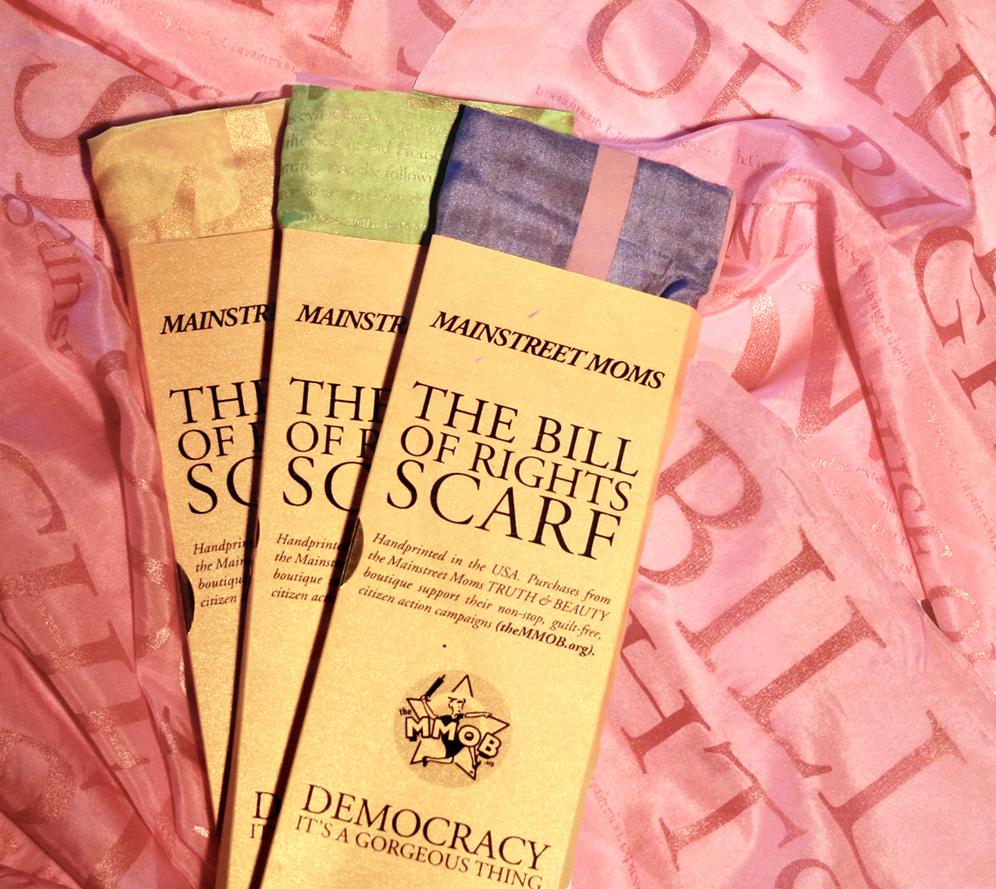 MAINSTREET MOMS | Design for Democracy