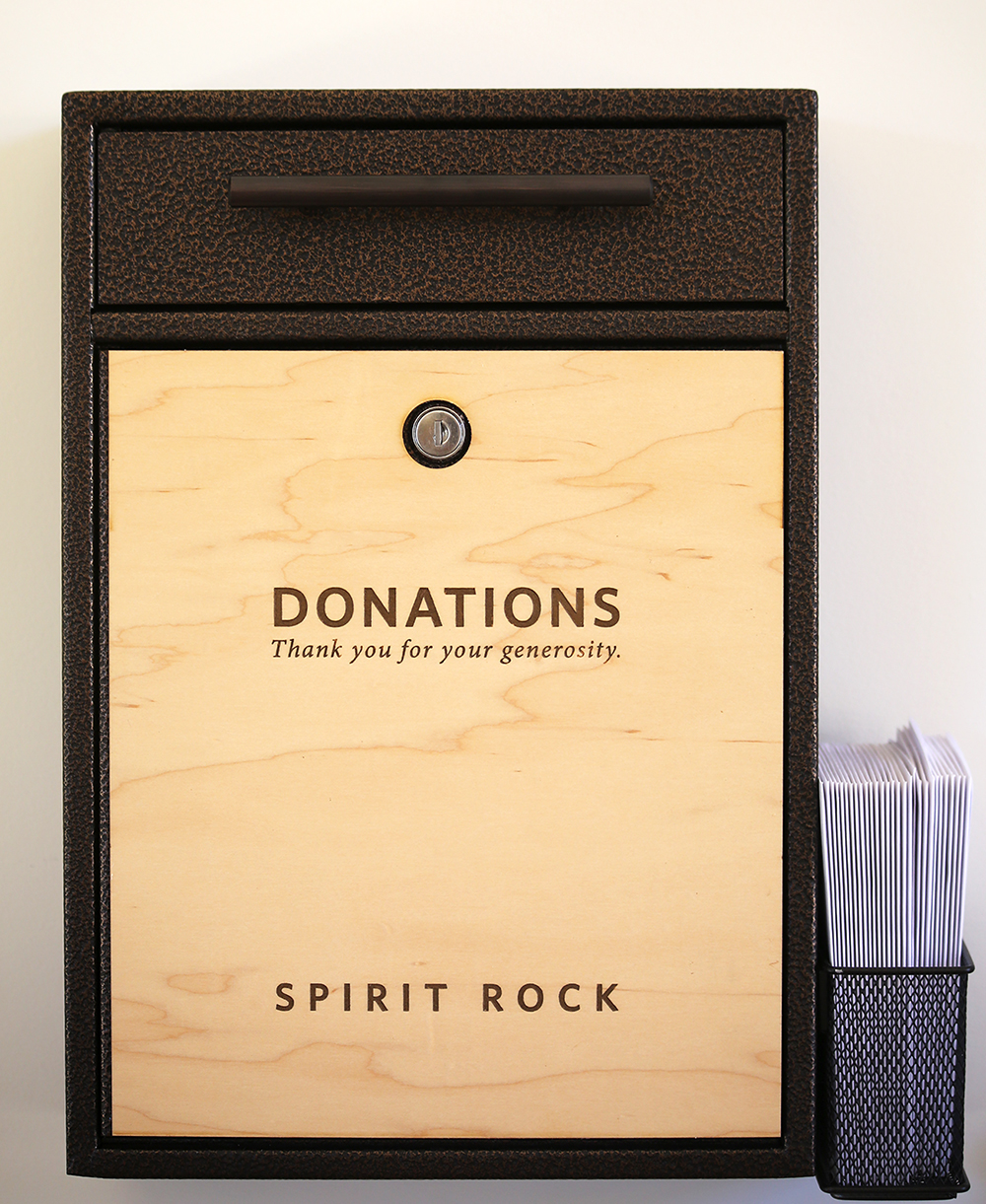SPIRIT ROCK MEDITATION CENTER | development accessories