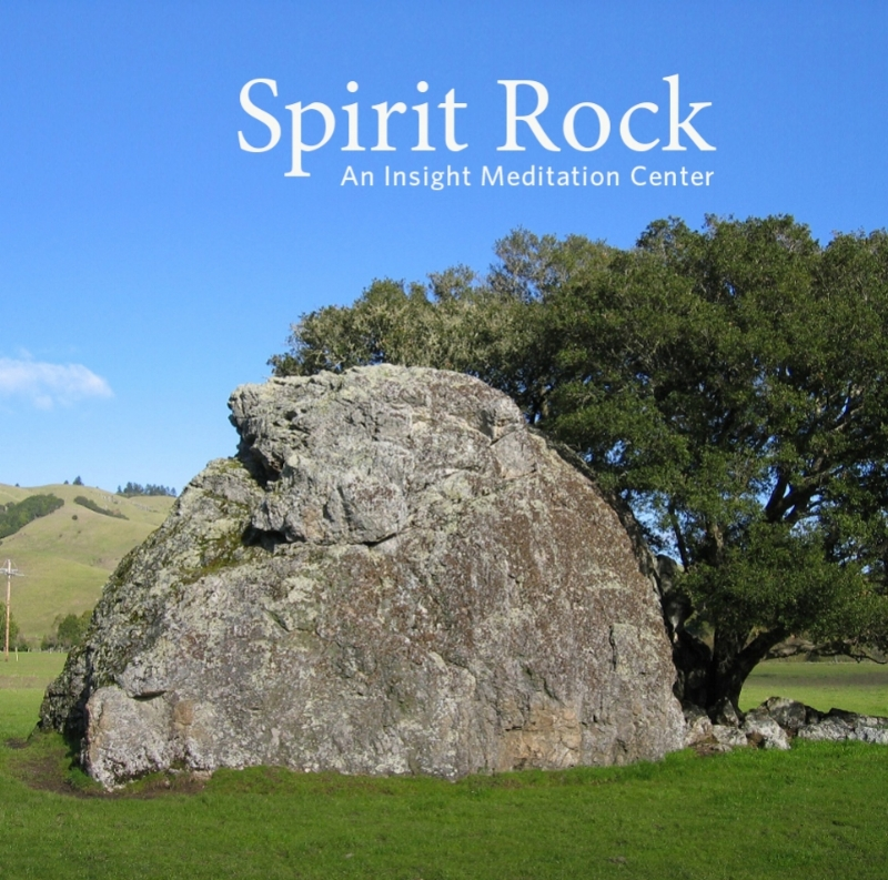 SPIRIT ROCK MEDITATION CENTER | branding