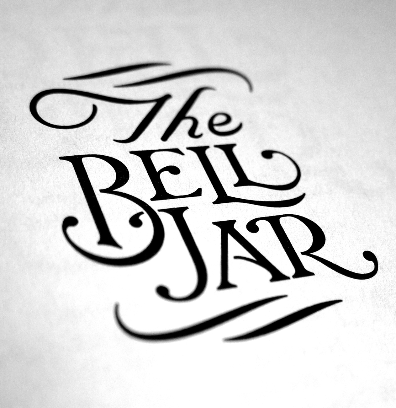 Bell Jar Drawing Prev / Next