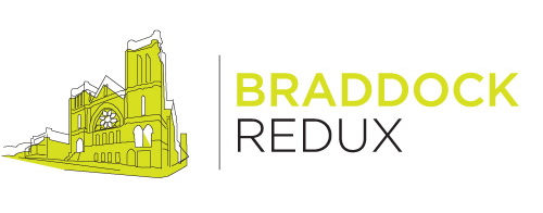 Image result for braddock redux logo