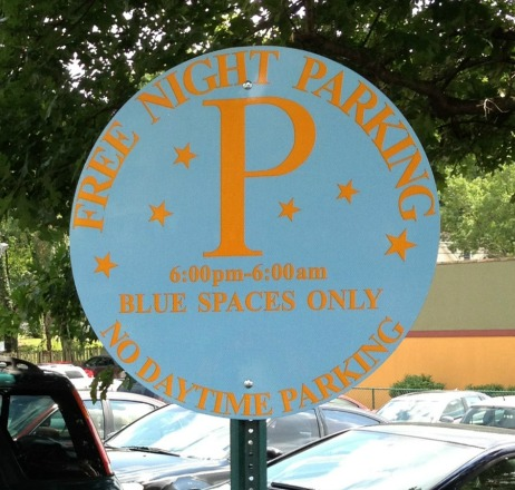 Downtown Partnership develops free night parking at Universtiy Square