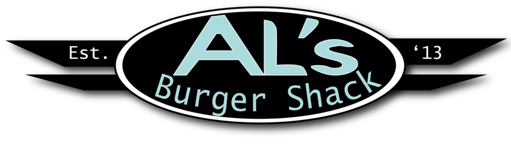 Al's Burger Shack Logo Final Black w Shadow.png