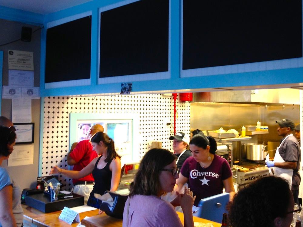 Al's Burger Shack