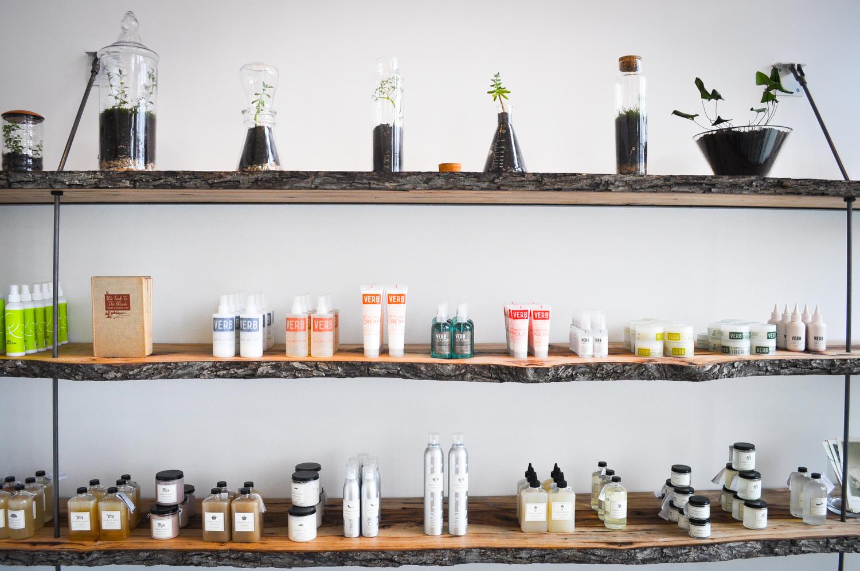 Hair & Nail Salons — Downtown Chapel Hill