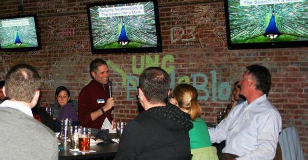 Carolina Science Cafe: NeuroNostix-New Treatment Options for