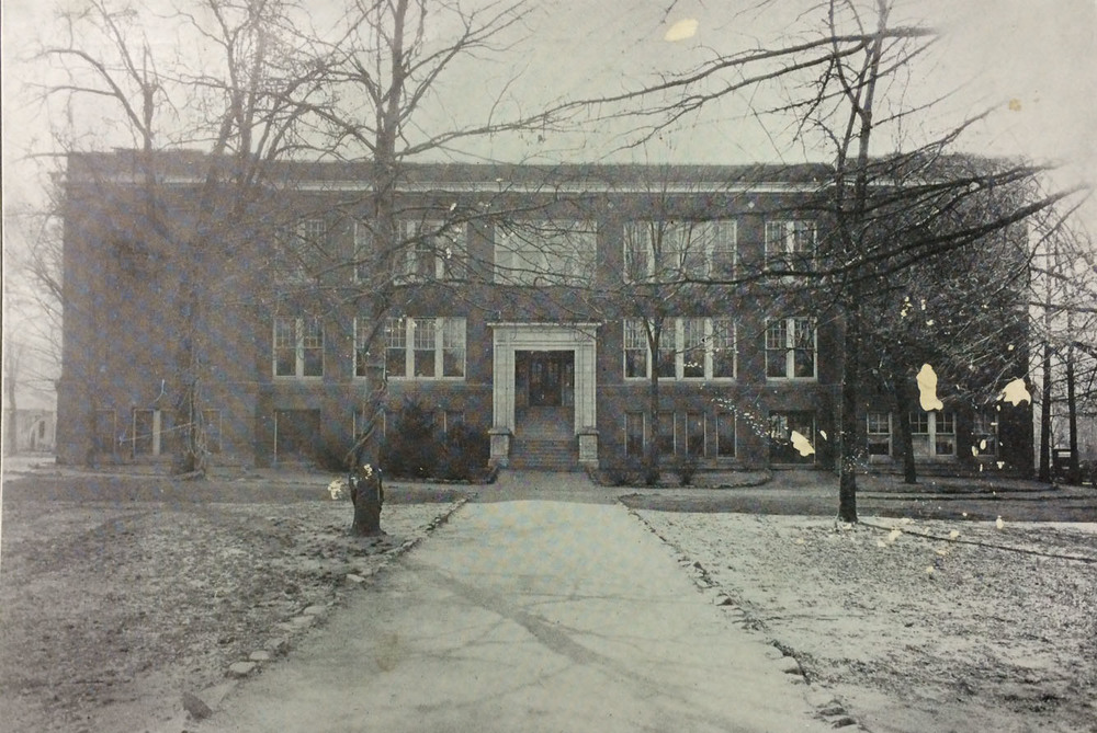 Chapel Hill School, circa 1930's.