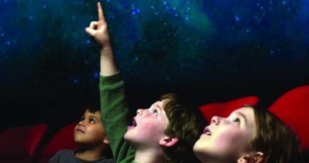 Star Families: Spring Skies at the Morehead Planetarium