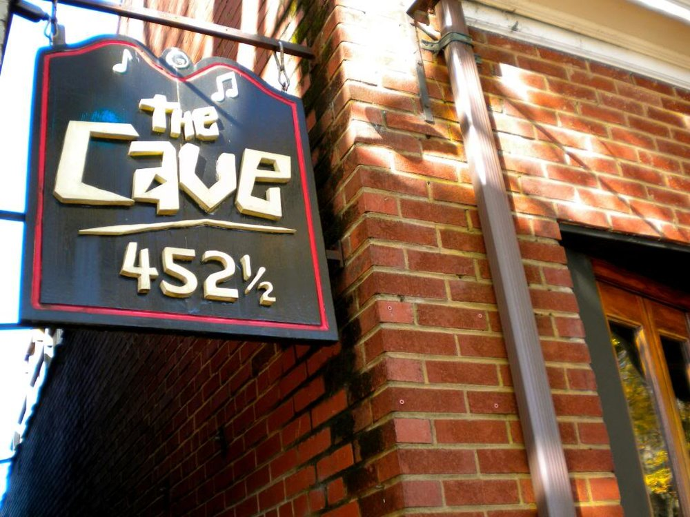 The Cave - 452 1/2 West Franklin Street | 919-968-9308 | www.caverntavern.com