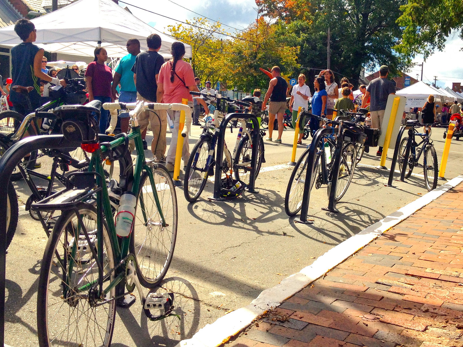 Get Around — Downtown Chapel Hill on