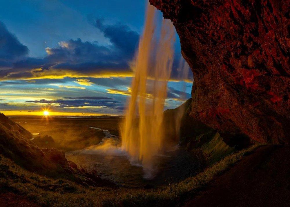 Joseph Seibert The Sunset