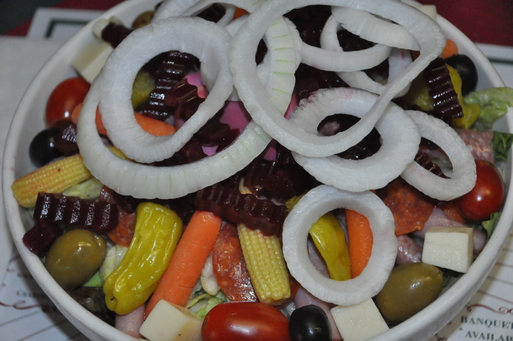 Antipasto Salad