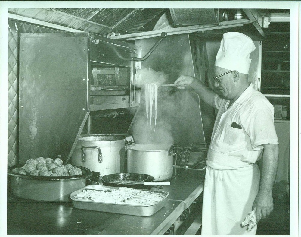 carbone's chef from italy making spaghetti, meatballs and la.jpg