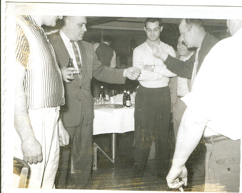 al lamo, mel pezzoli and friends playing morra in carbone's.jpg