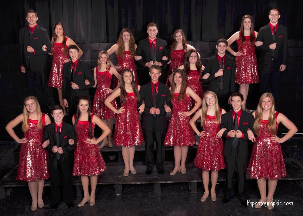2014 Fenton High School Ambassadors