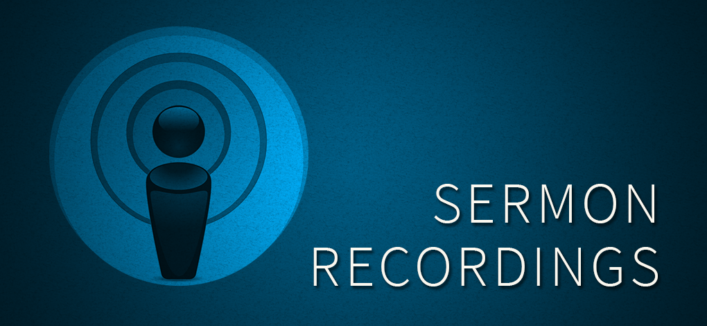 our sermon recordings christ church