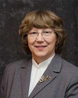 Sue Strom, Organist