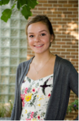 Mackenzie R:  My faith walk has grown more in the past year than it has in my entire life by me reading my Bible more, praying more and me being more involved in the church community. So by getting involved in the church, I am just able to be around people that are holding me accountable in my faith and helping me grow in it.