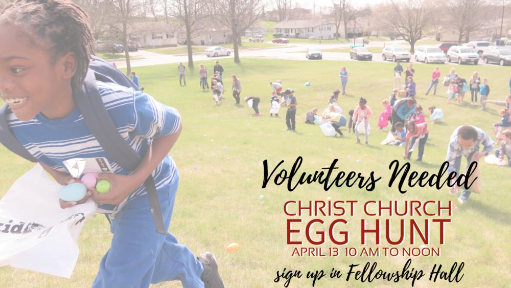 2019 egg hunt slide - Volunteers needed.png