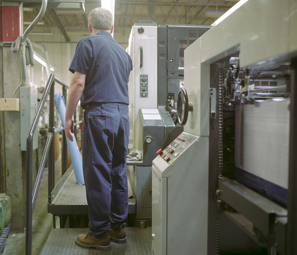 Neil. Printing Press.
