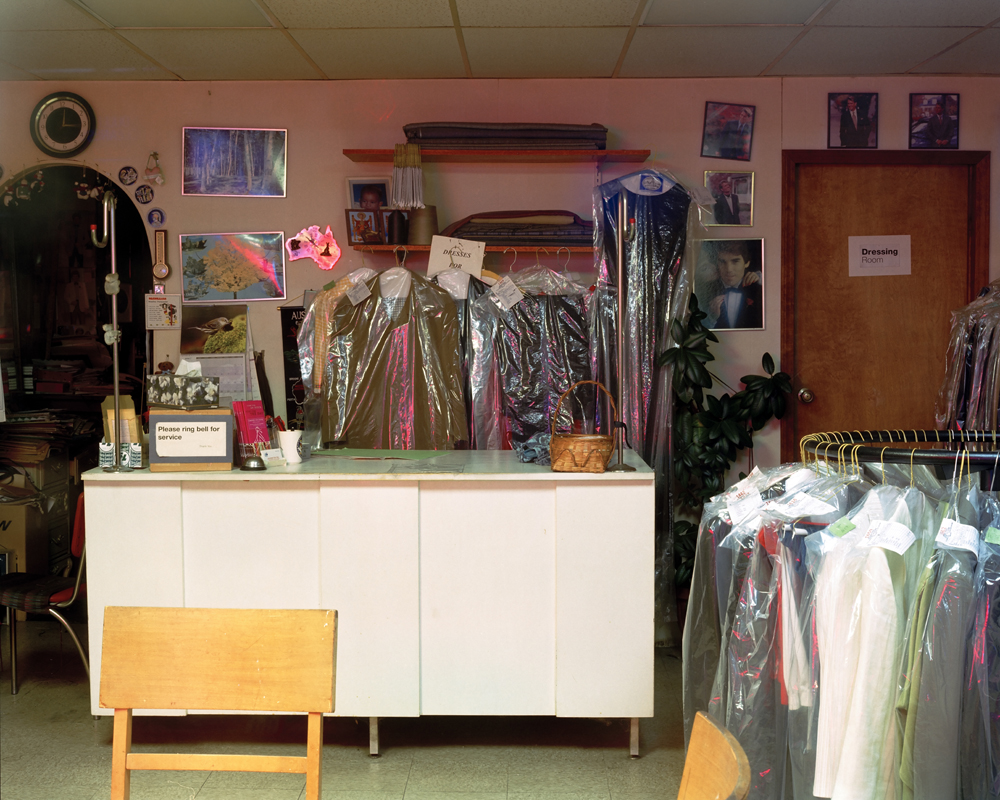 International Tailor Shop.