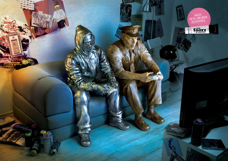 Rioter & Policeman.jpg
