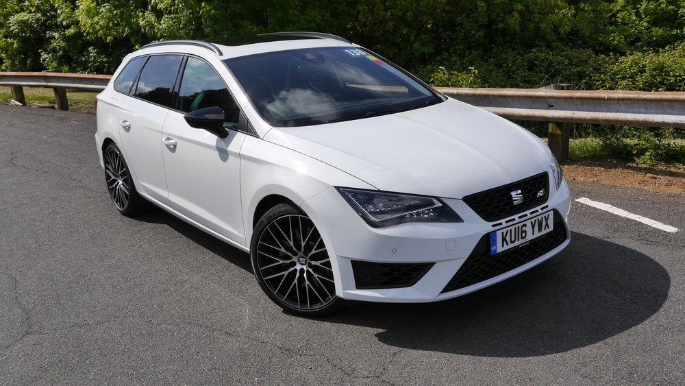 first drive seat leon st cupra 290 black dsg motoring podcast. Black Bedroom Furniture Sets. Home Design Ideas