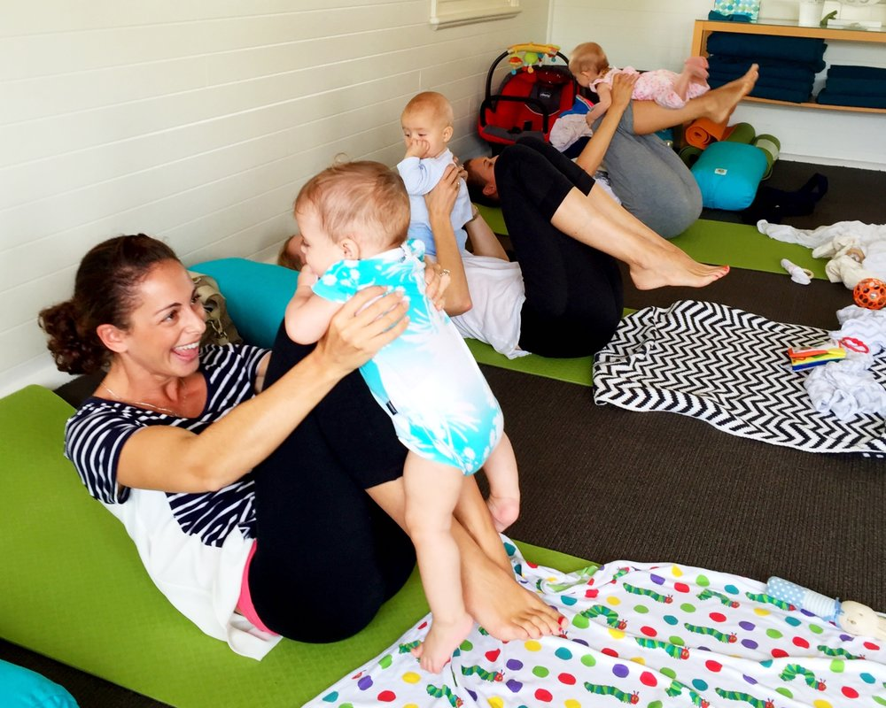 6 Benefits of Postnatal Yoga - ⚘ Fosters community & connection with other new mamas ⚘ Develops awareness of posture ⚘ Helps restore pelvic floor tone and core strength⚘ Fights fatigue and boosts energy levels⚘ Restores emotional wellbeing and nurtures the bond with your growing baby⚘ Eases tension in the 'Mother Muscles' (neck, shoulders and back)