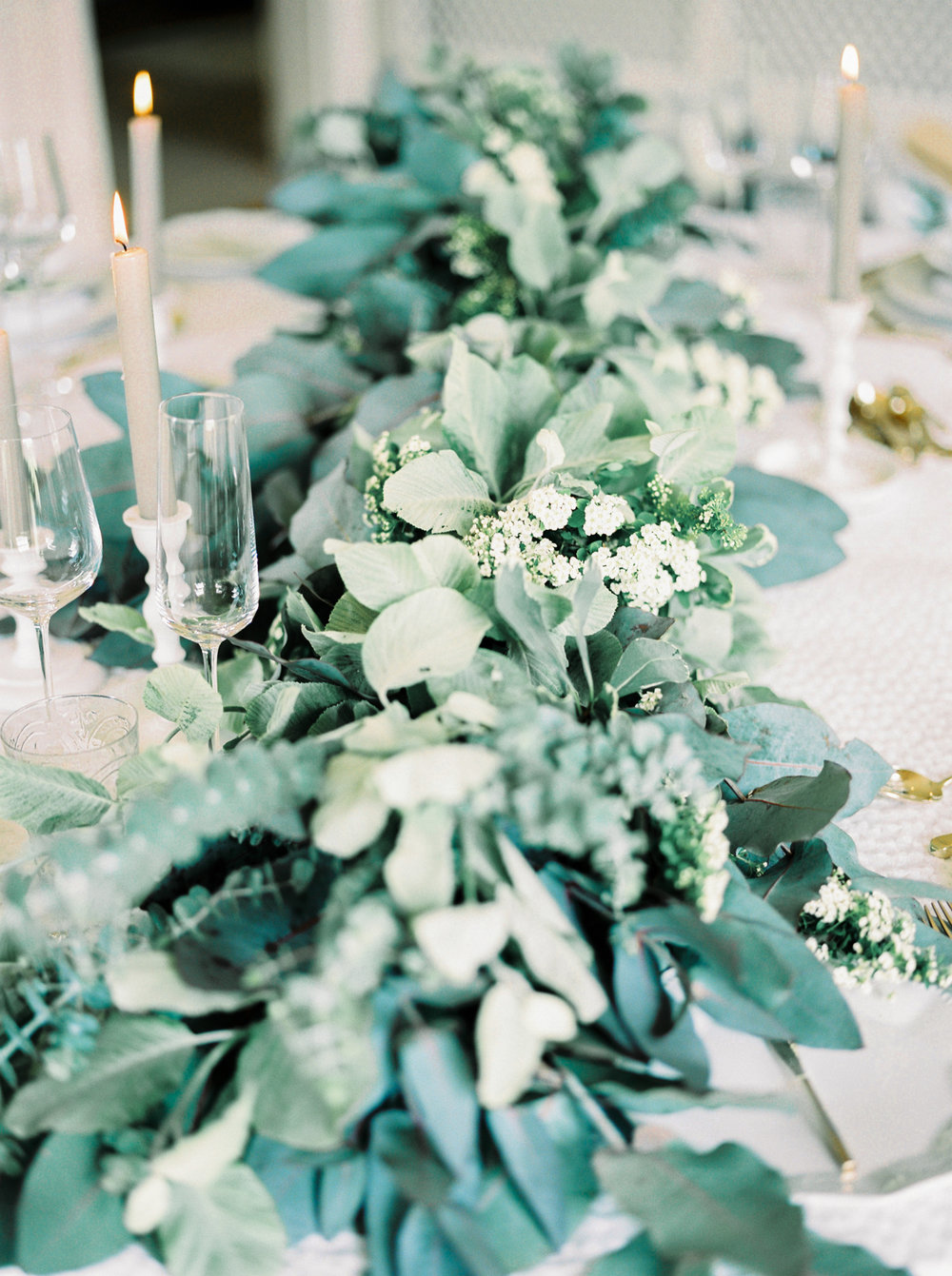 Gorgeous Muted Palette luxury wedding inspiration and film Photography