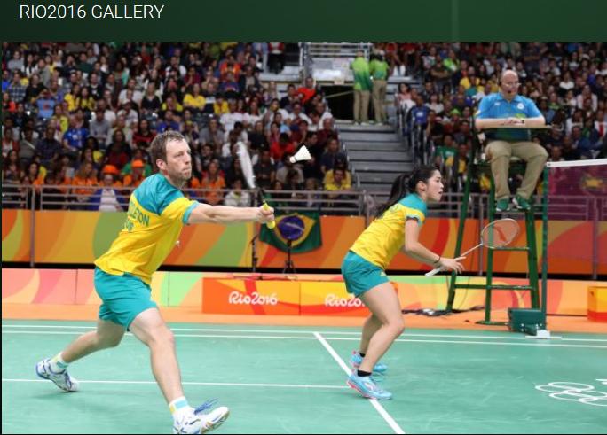 Courtesy of BWF Olympics   http://olympics.bwfbadminton.com/