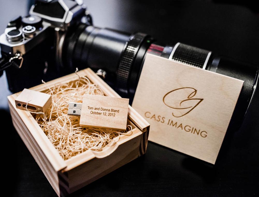 Cass Imaging 8G Flash Drive