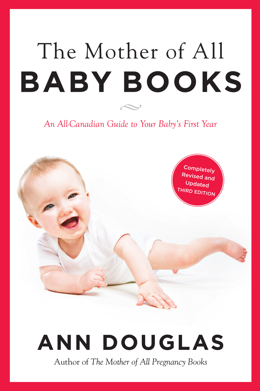 Canada's bestselling guide to bringing up baby.