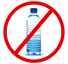 1.  DITCH DISPOSABLE WATER BOTTLES!