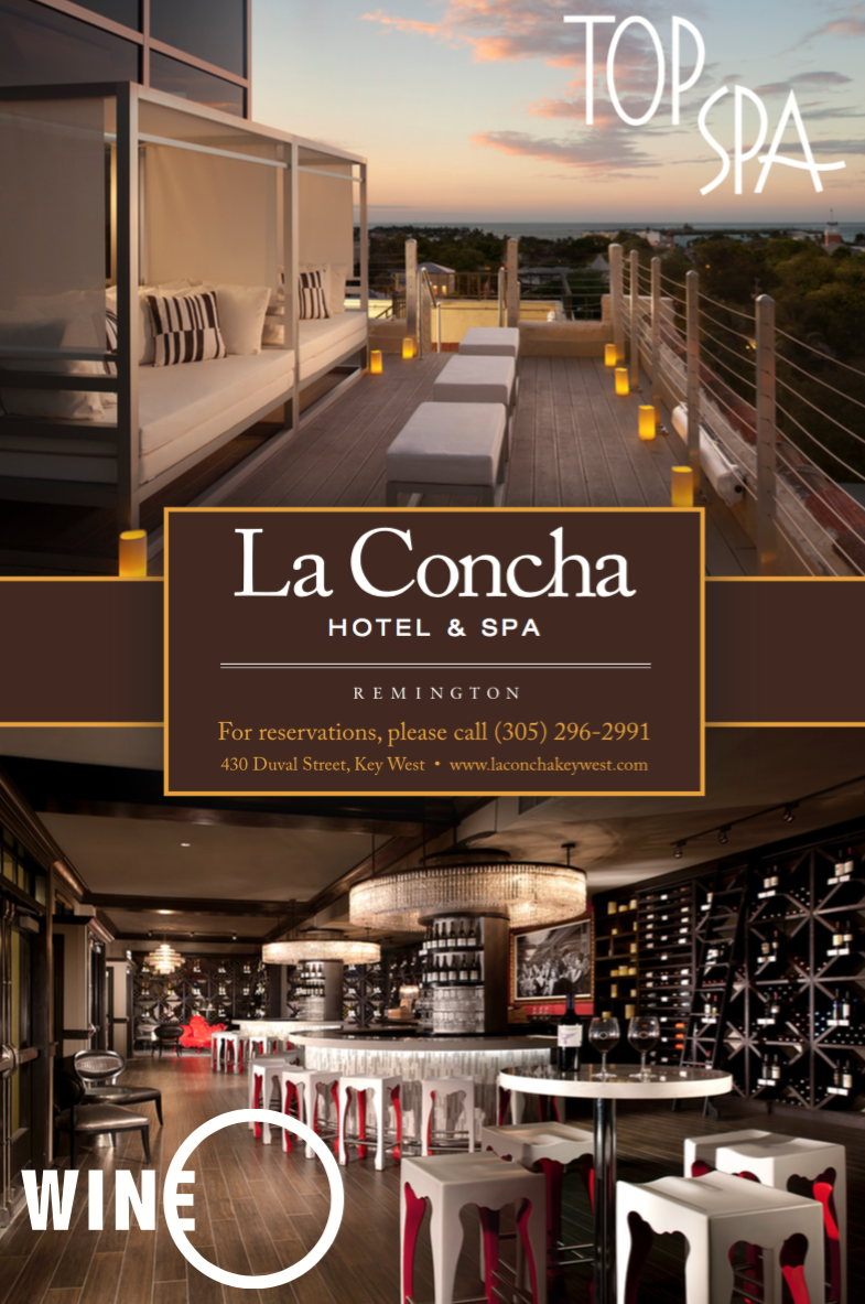 LaConcha Hotel & Spa | Key West, FL (in partnership with Triad Design Group)