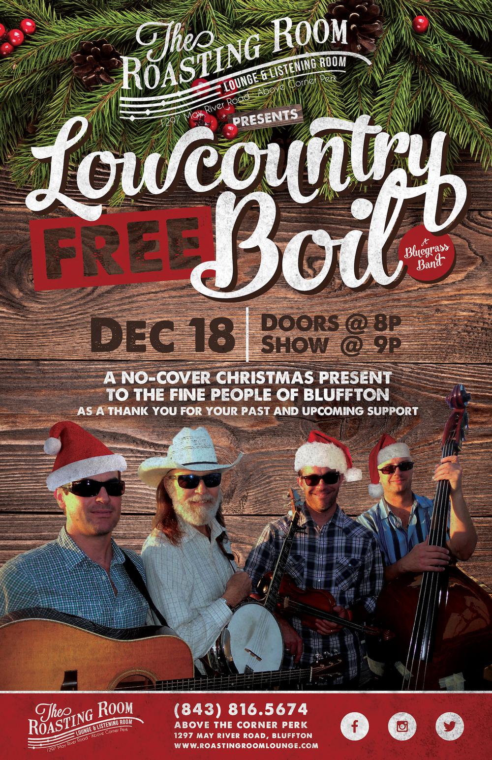 a bluegrass christmas concert - Bluegrass Christmas